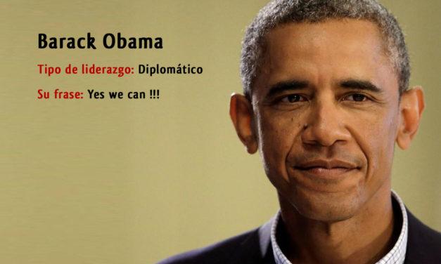 Tipo de liderazgo de Obama: Líder diplomático
