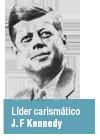 Kennedy lider carismático