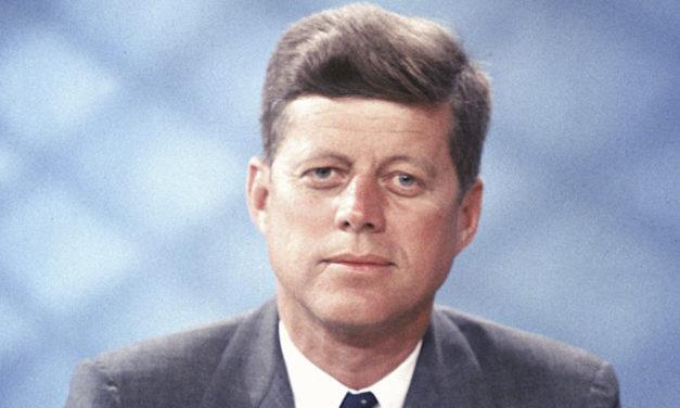 Tipo de liderazgo de J.F. Kennedy: Líder carismático