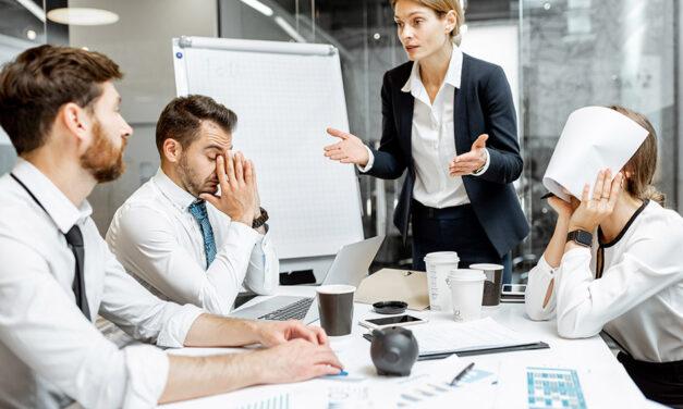Cómo gestionar el conflicto en tu equipo eficazmente : 7 simples pasos