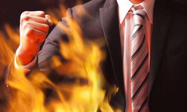 Por qué demasiada pasión puede arruinar tu liderazgo